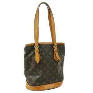 Louis Vuitton Bucket Pm Shoulder Tote #N70437V84O